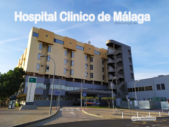 Complejo Hospitalario de Especialidades Virgen de La Victoria, conocido como Hospital Clinico