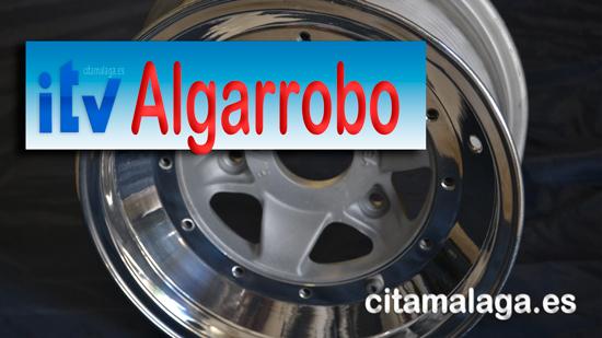 ITV Algarrobo - Dirección, horario, precio y teléfono para hacer la ITV fácilmente con Cita previa.