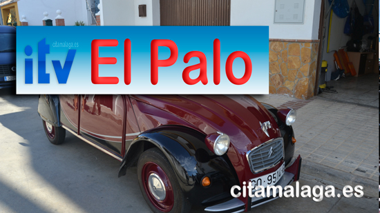 ITV El Palo - Dirección, horario, precio y teléfono para hacer la ITV fácilmente con Cita previa.